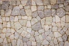 Foto de la textura de la pared de piedra fotografía de archivo libre de regalías