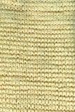 Foto de la textura de hacer punto la manta hecha a mano imagenes de archivo