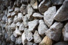 Pared de la roca imagen de archivo libre de regalías