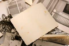 Foto de la vendimia. imágenes de archivo libres de regalías