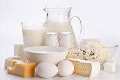 Foto de los productos de la proteína. foto de archivo libre de regalías