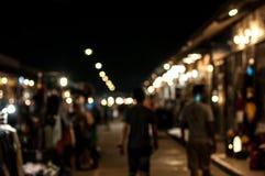 Foto de luzes do bokeh imagens de stock
