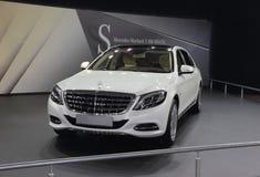 Foto de Mercedes-Benz Maybach Imagem de Stock