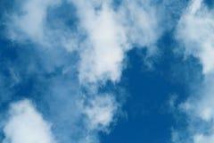 Foto de nuvens macias Foto de Stock Royalty Free