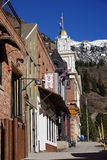 Foto de Ouray, Colorado Fotografía de archivo