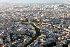 Foto de París Foto de archivo libre de regalías