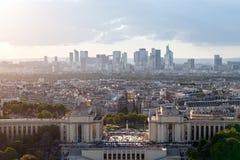 Foto de París Imagen de archivo