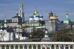 Foto de Sergiev Posad Imagen de archivo libre de regalías