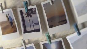 Foto de su viaje en la pared, fotos de la ejecución de la mujer de las vacaciones metrajes