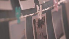Foto de su viaje en la pared, fotos de la ejecución de la mujer de las vacaciones almacen de video