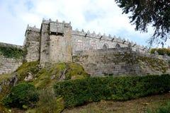 Castelo de Soutomaior, Pontevedra, Galiza, Spain Fotografia de Stock Royalty Free