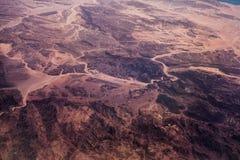Foto de um deserto Fotografia de Stock Royalty Free