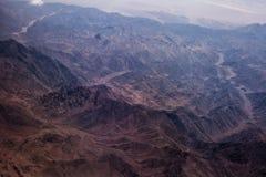 Foto de um deserto Foto de Stock Royalty Free