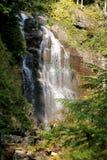 Foto de uma cachoeira grande bonita Fotografia de Stock Royalty Free