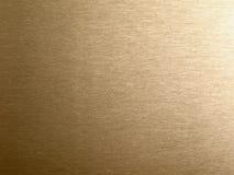 Foto de uma superfície de metal real Foto de Stock