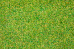 Foto de un campo de deportes sintético verde de la hierba Fotos de archivo