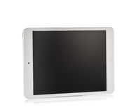 Foto de un iPad de la marca mini Imagen de archivo libre de regalías