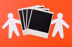 Foto de un marco Foto de archivo libre de regalías