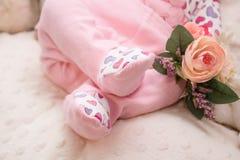 Foto De Una Beba Bonita imagens de stock royalty free