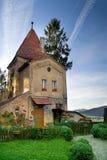 Foto de una casa vieja Fotografía de archivo libre de regalías