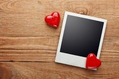 Foto del amor Fotografía de archivo libre de regalías