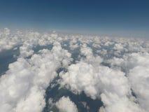Foto del ballooon del tiempo de la mucha altitud de Gopro foto de archivo libre de regalías