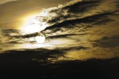 Foto del cielo Fotografía de archivo libre de regalías