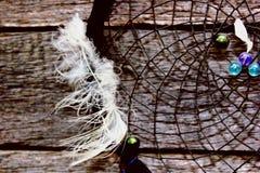 Foto del collettore di sogno Fotografie Stock Libere da Diritti