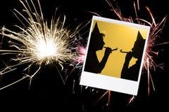 Foto del día de fiesta Imagen de archivo libre de regalías