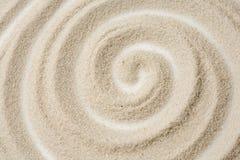 Foto del espiral Imagen de archivo