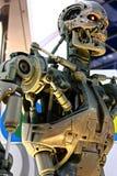 Foto del esqueleto del extremo T-800 imágenes de archivo libres de regalías