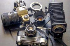 Foto del film Fotografia Stock Libera da Diritti
