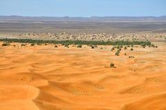 Ciudad del desierto Imágenes de archivo libres de regalías