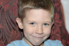 Foto del muchacho fotos de archivo