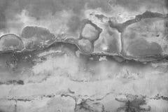 Foto del muro de cemento gris para el fondo de la textura Fotografía de archivo