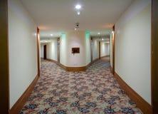 Foto del pasillo Imagen de archivo