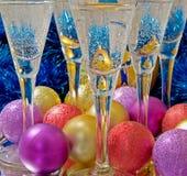 Foto del `s del Año Nuevo Fotografía de archivo