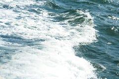 Foto del verano del mar, del océano y de las islas en el fondo Isla tropical Vacations la reconstrucción en el verano foto de archivo libre de regalías