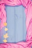 Foto del vintage, capítulo del mantón de lana para la mujer, ropa para el otoño o invierno Fotos de archivo libres de regalías