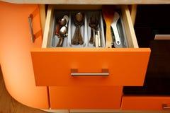 Foto dell'utensile della cucina Immagini Stock