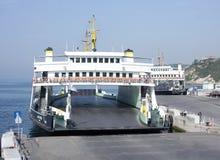 Foto della nave Fotografie Stock