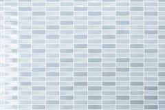 Foto della parete del mosaico delle mattonelle o mattone reale di alta risoluzione a senza cuciture Immagine Stock Libera da Diritti