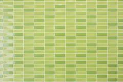 Foto della parete del mosaico delle mattonelle o mattone reale di alta risoluzione a senza cuciture Fotografia Stock Libera da Diritti
