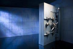 Foto della volta della Banca con lo spazio della copia Fotografia Stock Libera da Diritti