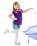 Foto dello studio dei bambini concentrare Immagini Stock