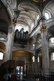 Foto der alten Architektur und der Sonderkommandos von Brüssel builing lizenzfreie stockbilder