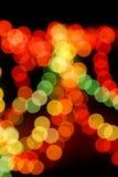 Foto der bokeh bunte Hintergrund schön Lizenzfreies Stockbild