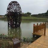 Foto des chinesischen Tourismus in Asien stockfoto