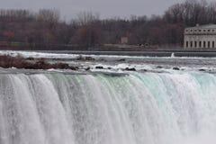 Foto des erstaunlichen Niagara Falls Lizenzfreie Stockbilder