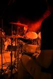 Schlagzeuger Lizenzfreie Stockbilder